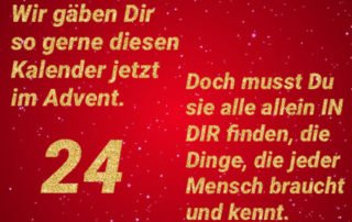 Physio Spremberg - Adventskalender 2020