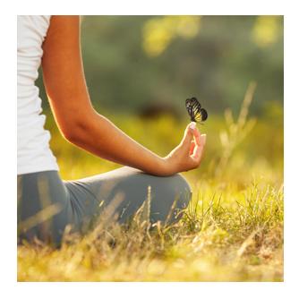 Entspannungstechnik Meditation