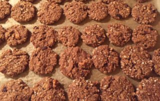 Kekse mal anders - für Sportler - Rezept