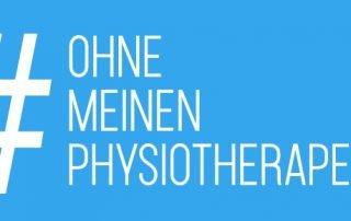 Hashtag ohne meinen Physiotherapeuten