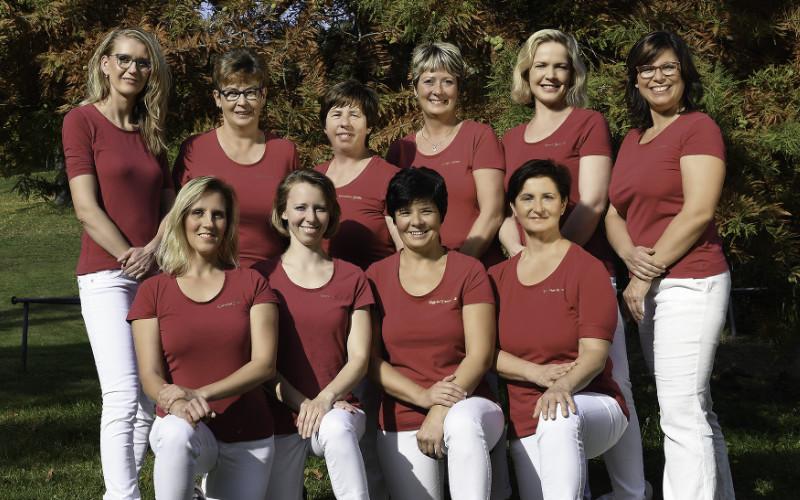Team Physiotherapie Kati Schorisch