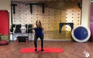 Workout - Beine & Po