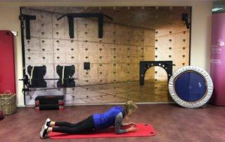 Workout - Plank & Stütz